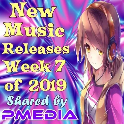 VA - New Music Releases Week 07 (2019)