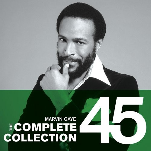 Artist: Marvin Gaye/ Title:The Complete Collection